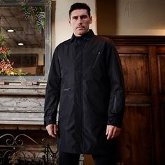 Everton 1878 3in1 Coat - Black: 1878 3 in 1 Coat:   Built with premium fabrics for comfort and… #EvertonStore #EvertonShop #EvertonFC