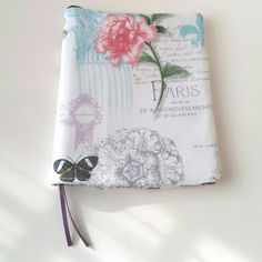 Very durable.  SMALL BIBLE COVER With bookmark strings. Beautiful fabric choices. $ 12.00 IF INTERESTED please contact me at shedidjustsew@gmail.com.  Thank you.