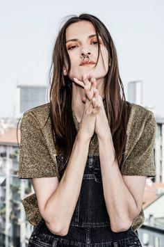 Cool UK Magazine I Fashion Editorial I Allegra Ghiloni Fashion Stylist