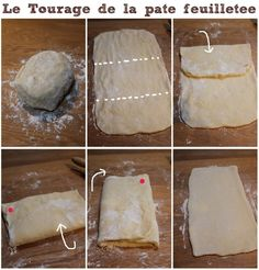 Mille-feuille rapide au companion - landscaping tips Dorian Cuisine, Puff Pastry Dough, Savory Pastry, Base, Holiday Recipes, Delicious Desserts, Finger Foods, Sweet Tooth, Good Food
