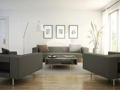 3D RENDERING / LIVING ROOM on Behance