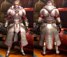 Khezu X Armor (Blademaster) (MH4U) - Wiki L'encyclopédie Moga - Wikia