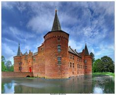 Dutch Castle Kasteel Helmond