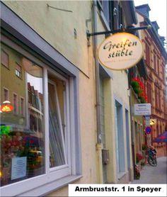 Ausnahmsweise. Gastronomie-Tipp: Greifenstüble, Armbruststr. 1 in Speyer. Großer TV - Bildschirm vorhanden.