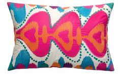 Edam Cotton Lumbar Pillow