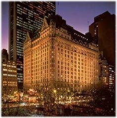 The Plaza Hotel, New York City