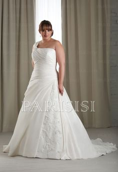 Plus Size Bridal Wear Collection, Plus Size Wedding Dress Sale price USD $142 - PARISISI ONLINE DISCOUNT SHOP