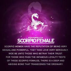 Scorpio moon sign sexuality