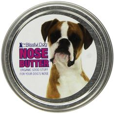 The Blissful Dog Fawn Boxer Nose Butter, 2-Ounce * You can find more details by visiting the image link.