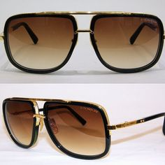 463e0e1d3365 Finally in stock is the Dita Mach One! This hot frame with black and gold  detailing is selling fast!