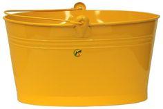 Large Yellow Oval Galvanized Metal Tub, View Galvanized Metal Tub, YS Product Details from Jiangmen Yuansheng Hardware Co., Ltd. on Alibaba.com