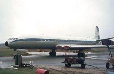 Los Comet IV de Aerolíneas Argentinas De Havilland Comet, Fighter Jets, Aviation, Aircraft, Vehicles, Vintage, Planes, Argentina, Car