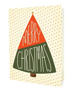 Merry Tree Holiday Boxed Cards