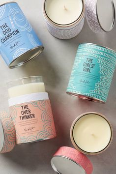 Chicklit Candle - anthropologie.com | Pinned by topista.com