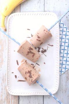 /inneholder sponsorlink Hva med en protein-ispinne for å kjøle deg ned etter en varm treningsøkt? Nå har det vært en del oppskrifter med banan i det siste, men det er fordi den er så utrolig allsidig.