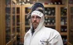The UofM's Bill Tolman interview regarding the chemistry of Breaking Bad!