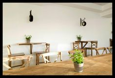small dining areas