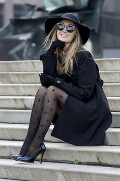 More Style Than Fashion . - Black Classic