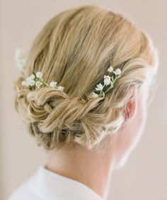 Hairstyles for brides!! dresses on www.imdresses.com #dresses