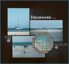 Vacances gaufrage blog