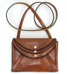 Leather Purse - Brook Farm General Store
