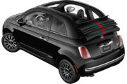 The 2012 Fiat 500 Gucci! ooo i so want one!