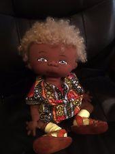 Jan Shackelford OOAK Bi-racial Baby Boy - RARE