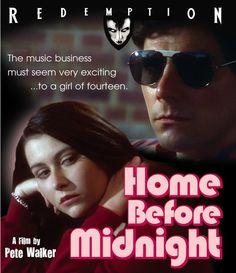 Home Before Midnight (1979) Stars: James Aubrey, Alison Elliott, Mark Burns, Juliet Harmer, Richard Todd ~  Director: Pete Walker