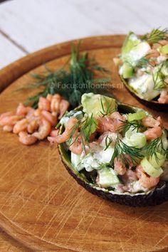 avocado recepten - Focus on Foodies Healthy Cooking, Cooking Recipes, Healthy Recipes, Tapas, Clean Eating, Sushi, Salad Wraps, Comfort Food, How To Cook Quinoa
