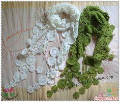 grape scarf