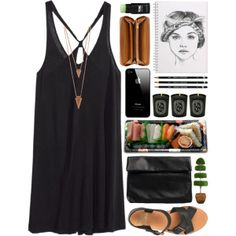 """""""Sushi Date"""" by kinky-rick on Polyvore"""