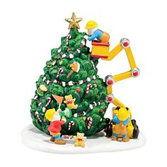 Department 56 North Pole Series Village Town Tree Accessory 52 *** This is an Amazon Affiliate link. You can find out more details at the link of the image.
