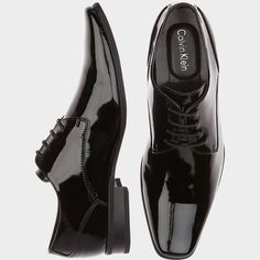 Buy a Calvin Klein Brodie Black Tuxedo Shoes and other Tuxedo Formal Shoes at Men's Wearhouse. Browse the latest styles, brands and selection in men's clothing.