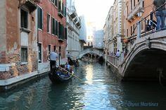 Gondola Venice, Italy 2015