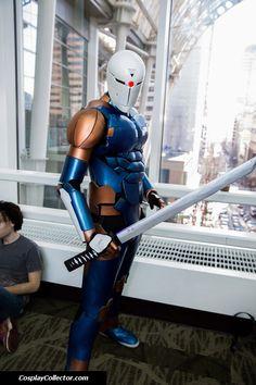 Gray Fox - Metal Gear Solid cosplay
