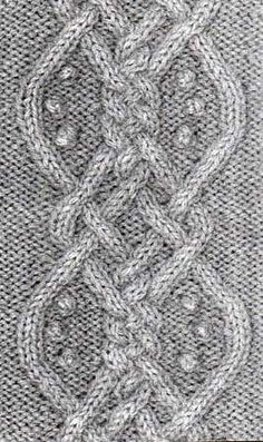 am_Cable_Knitting_Handbook_8 Cable Knitting Patterns, Knitting Stitches, Knit Patterns, Free Knitting, Stitch Patterns, Celtic Patterns, Drops Design, Knit Or Crochet, Knitting Projects