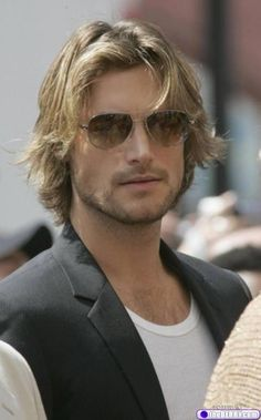 Gabriel Aubry - French-Canadian model  (and Halle Berry's ex, Nahla's father)