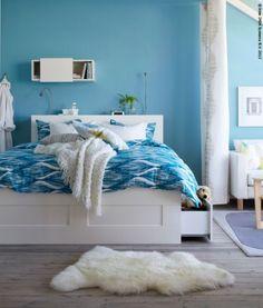 Une chambre où il fait bon dormir - IKEA FAMILY