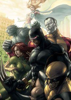 X-Men marvelous!