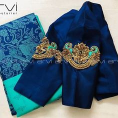 Embroidery blouse - Exclusive Bridal wear Boutique in Coimbatore Bridal Blouse ,Bridal Gown ,Embroidery ,Kid Frock ,Wed - Pattu Saree Blouse Designs, Simple Blouse Designs, Stylish Blouse Design, Fancy Blouse Designs, Bridal Blouse Designs, Blouse Neck Designs, Blouse Styles, Designer Blouse Patterns, Batik