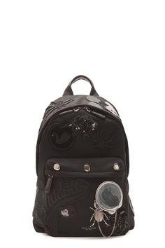320bc5d350b39 MARC JACOBS Rummage Wool Backpack.  marcjacobs  bags  wool  backpacks   Marc