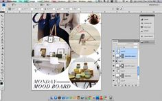 Moodboard Tutorial from Inspired to Share