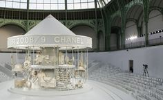 Design And Lifestyle New York Fashion Runway Shows Interior Design Chanel