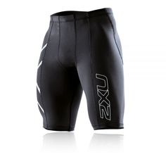 Compression Running Shorts Men