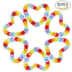 10 Pieces Hawaiian Flower Lei Necklace Garland Hawaiian S... https://www.amazon.co.uk/dp/B073PQ7SBY/ref=cm_sw_r_pi_dp_U_x_XRRrAb50SFPC0