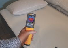 Customatic therm-a-sense heating and cooling bed