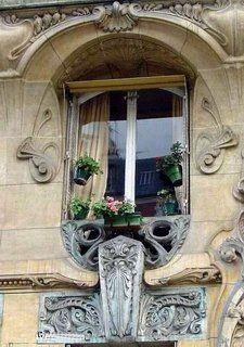 29 Avenue Rapp (7e) - Art nouveau - Architecte : Jules Lavirotte