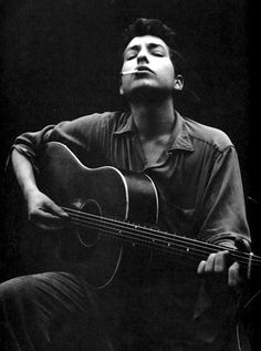 Bob Dylan. #music #photography #blackandwhite