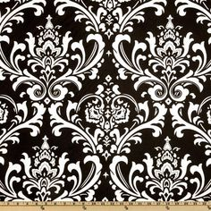Premier Prints Traditions Robin/White Home Decor Fabric Toss Pillows, Outdoor Throw Pillows, Accent Pillows, White Valance, Black And White Fabric, Black White, Yellow Fabric, Premier Prints, Premier Fabrics