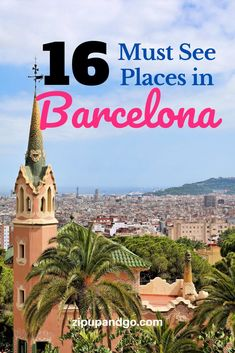 Home to the stunning works of Gaudi, amazing tapas and a lively vibe, Barcelona is unsurprisingly at the top of many a bucket list. If you need some inspiration and ideas on what to do in Barcelona, you need to check the rest of the article out! #barcelona #spain #travelbucketlist